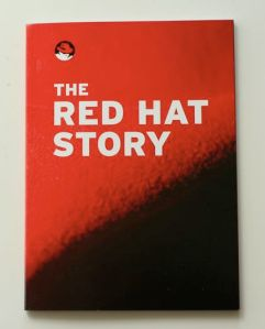 Red Hat Story book
